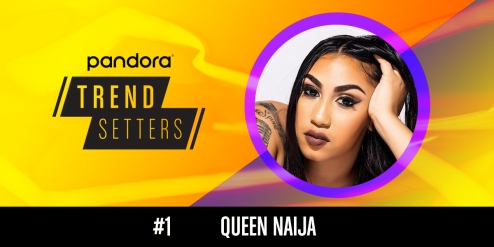 Queen Naija March 12