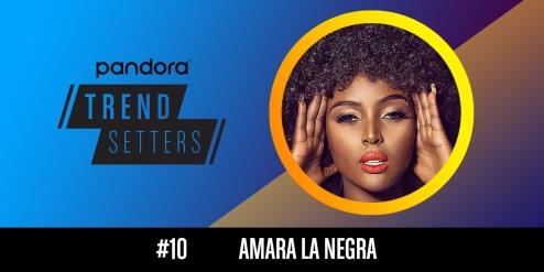 Amara La Negra April 2