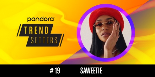 Saweetie April 2